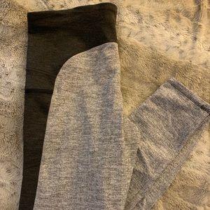 Champion Leggings in Black, White, & Grey
